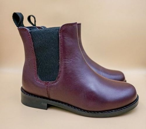 Todhpurs Traditional Jodhpur Boots in Oxblood